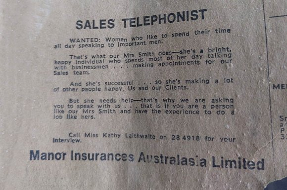 1970s workplace discrimination